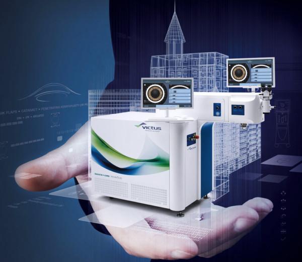VICTUS Laser Platform